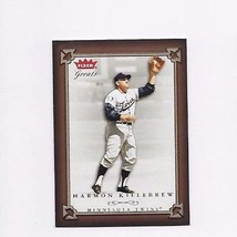 2004 FLEER GREATS OF THE GAME TWINS HARMON KILLEBREW #24 - $0.99