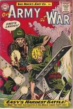Our Army At War Comic Book #99, Dc Comics 1960 Very Good - $57.97