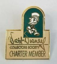 Walt Disney Collectors Society Charter Member Jiminy Cricket Pin - $11.53