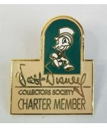 Walt Disney Collectors Society Charter Member Jiminy Cricket Pin - $11.53