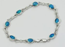 Opa Link Bracelet Sterling Silver - $69.00