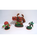 Stealth Elf TREE REX Shroomboom Skylanders LIFE Giants Wii Xbox Playstation - $17.95