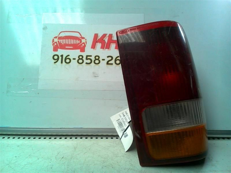 Primary image for Passenger Right Tail Light Fits 00 RANGER 112242