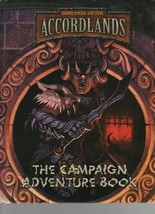 Warlords of the Accordlands - The Campaign Adventure Book - HC - 2005 - ... - $14.89