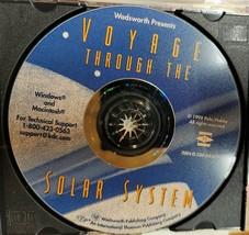 VOYAGE THROUGH THE SOLAR SYSTEM - $55.00