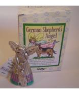 German Shepherd's  Angel by Ganz Pet's Praises Angel and Dog Figurine  - ₨648.32 INR