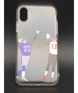 """FCMSC020 "" CLEAR SPORTS IPHONE CASES - $16.98"
