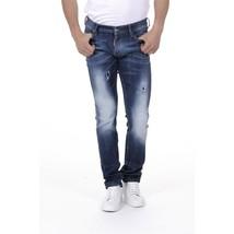 Denim 48 EUR - 38 US Dsquared2 mens jeans S71LA0882 S30342 470 - $1,179.92
