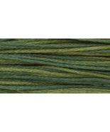 Blue Spruce (1276) 6 strand embroidery floss 5yd skein Weeks Dye Works - $2.25