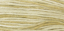 Beige (1106) 6 strand embroidery floss 5yd skein Weeks Dye Works - $2.25