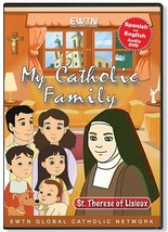 MY CATHOLIC FAMILY: SAINT TERESA OF AVILA