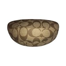 Monogram Pattern COACH Sunglasses Case - $24.75