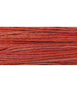 Aztec Red (2258) 6 strand embroidery floss 5yd ... - $2.25