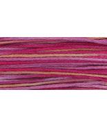Azaleas (4145) 6 strand embroidery floss 5yd skein Weeks Dye Works - $2.25