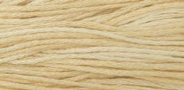 Angel Hair (1109) 6 strand embroidery floss 5yd skein Weeks Dye Works - $2.25