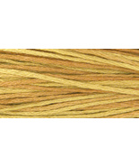 Amber (1224) 6 strand embroidery floss 5yd skei... - $2.25