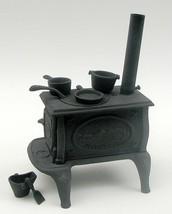 Old Mountain Cast Iron Black Replica Mini Box S... - $49.49
