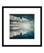 'Spaces II - Sea Of Clouds' By Dirk Wuestenhagen Framed Wall Art - $177.99