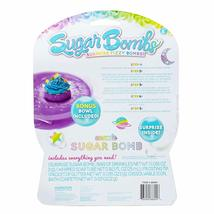 Cosmic Sugar Bath Bombs Surprise Fizzy Decorate w Whipped Soap DIY Kids Kit NEW image 5