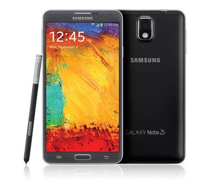 "Unlocked Samsung Galaxy Note 3 SM-N900  32GB 5.7"" Smartphone black"