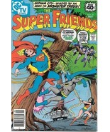 The Super Friends Comic Book #20 DC Comics TV Series 1979 FINE+ - $7.84