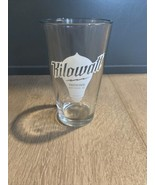 Kilowatt Brewing Co Pint Glass craft beer Micro Brewery San Diego Califo... - $18.00