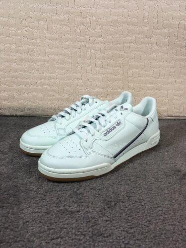 adidas originals – continental 80 – sneaker in weiß und rosa