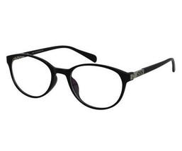 EBE Reading Glasses Mens Womens Round Black Acetate Metal Light Weight Lens - $21.66+