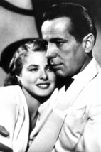 Ingrid Bergman Humphrey Bogart in Casablanca 18x24 Poster - $23.99