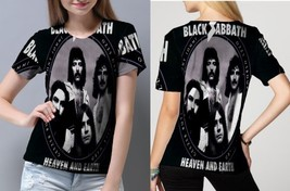 New Cool Black Sabbath Cool Band Forever Tee Women's - $22.99+