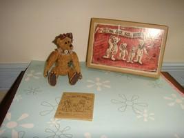 "Boyds Bears Gertrude ""Gerti"" Gritzberg Shoe Box Bear - $14.49"