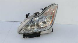 08-10 Infiniti G37 Coupe / Convertible Xenon HID HeadLight Lamp Driver Left LH image 5