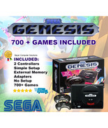 Sega Genesis Mini Classic Retro 16-bit Game Console With Over 1700 Games - $179.95