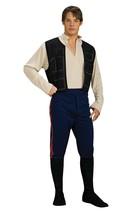 Rubie's Costume Star Wars Han Solo Costume Multicolor Standard - $29.05