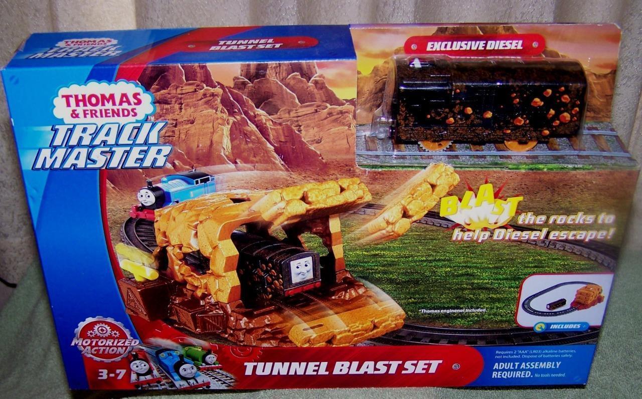bb41de7d68e Thomas & Friends Track Master Tunnel Blast and 19 similar items. S l1600