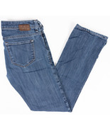Mavi Annie Low Rise Straight Leg Womens Jeans Medium Wash Size 27/32(30) - $18.01