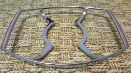 "Vintage Corning Ware Chrome Casserole Trivet Metal P-11-2 1/2 M-11/ 11"" x 7.5"" - $14.93"