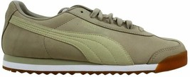 Puma Roma Nubuck US EXT Safari Beige/Gravel 341977 10 Men's Size 8 - $60.00