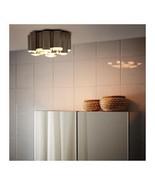 IKEA SÖDERSVIK ceiling lamp, Built-in LED light can be dimmed - $114.83