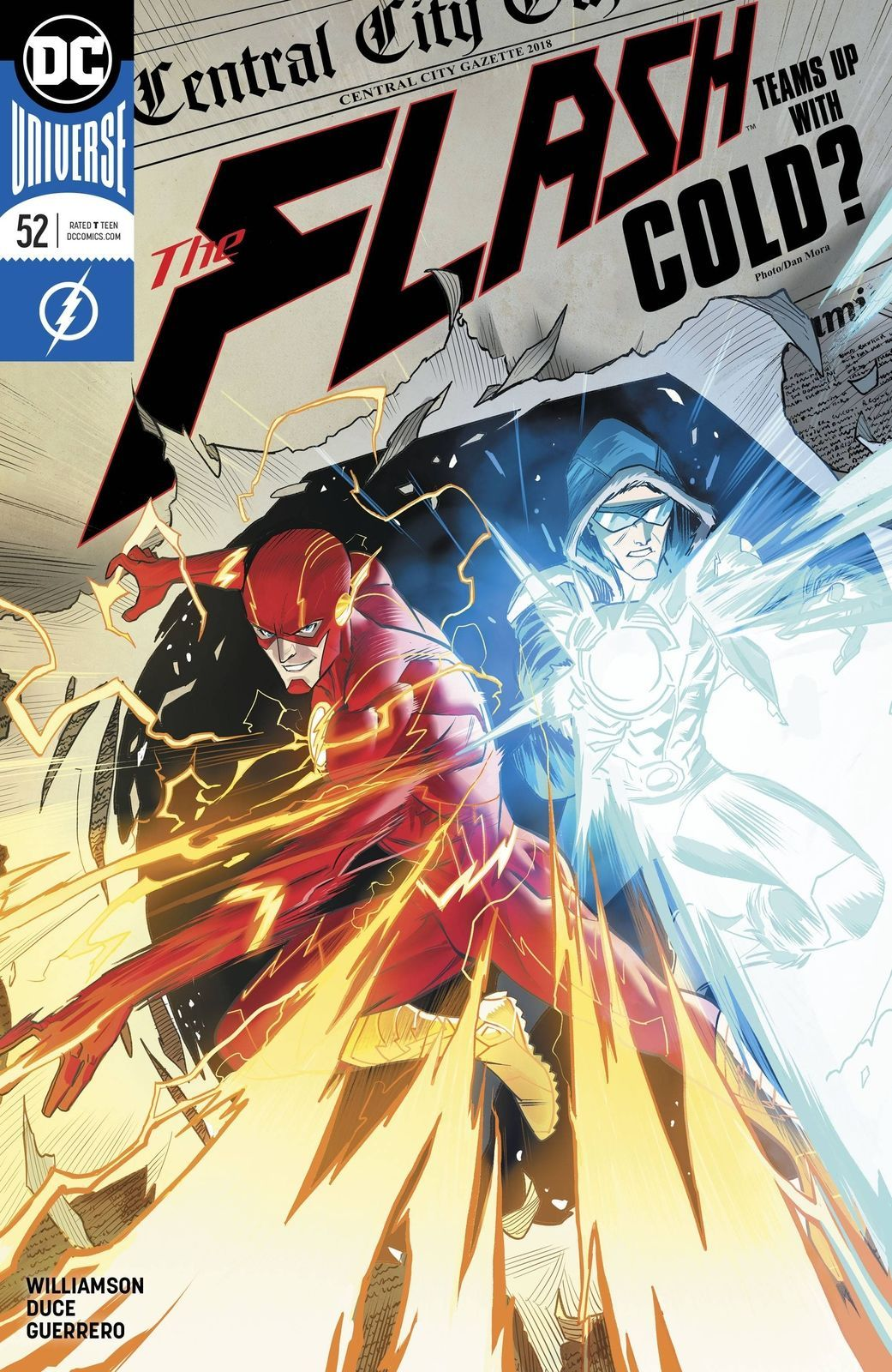 Flash #52 NM DC