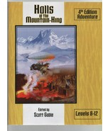 Halls of the Mountain-King - 4th Ed. Dungeons & Dragons - SC - 2009  Ope... - $63.69