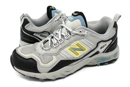 New Balance 807 AT Women's Size 8.5 Trail Running Shoes Gray - $34.99