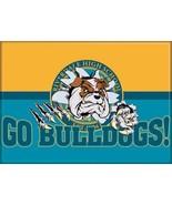 Riverdale TV Series Go Bulldogs! School Logo Refrigerator Magnet Archie ... - $3.99