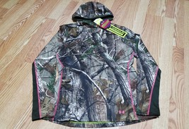 UNDER ARMOUR INFRARED EVO WOMEN FITTED HUNTING SCENT CONTROL HOODIE, 124... - $54.02