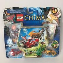 New LEGO Legends of Chima 70113 Speedorz Starter Set 1 CHI Battles In Pa... - $9.65