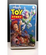 Disney Toy Story VHS Movie Clamshell Walt Disney - $9.89