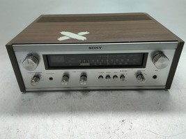 Sony STR-7015 FM-AM Receiver Power Tested NO Audio AS-IS for Parts - $117.00