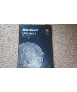 Statehood Quarters Whitman Filled Coin Holder One 1999-2001 Folder and q... - $27.41