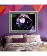 Galaxy Horse Original Painting on Canvas  12 x 16 - $17.95