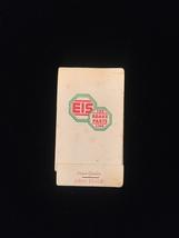 Vintage 50s EIS Brake Parts Lines promotional lens tissue pack - unused